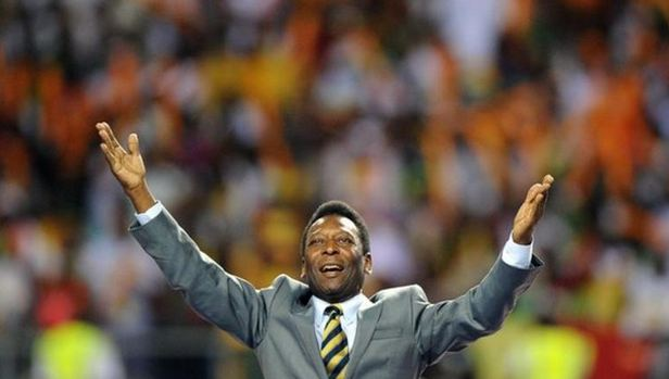 Pele hospitalised: Brazil legend 'collapsed with exhaustion'