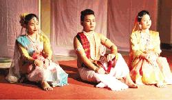 Drama fest of small ethnic groups on in Rangamati
