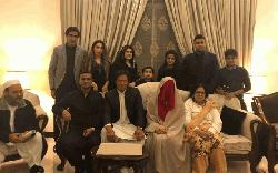 Imran Khan marries for 3rd time
