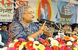 BNP's movement is for saving 'thief': PM