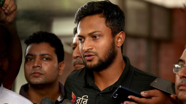 Shakib might miss Asia Cup