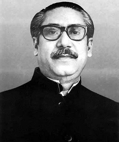 Bangabandhu, a synonym for BD