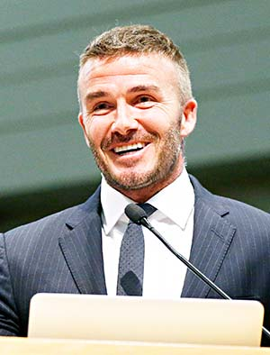 Beckham team to be known as 'Inter Miami'
