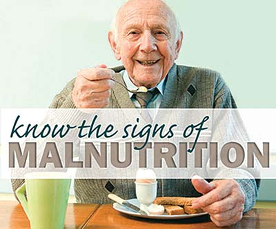 Malnutrition in adults