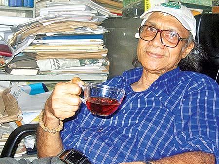 Abdul Mannan Syed's poetry plunges into surrealism and myth