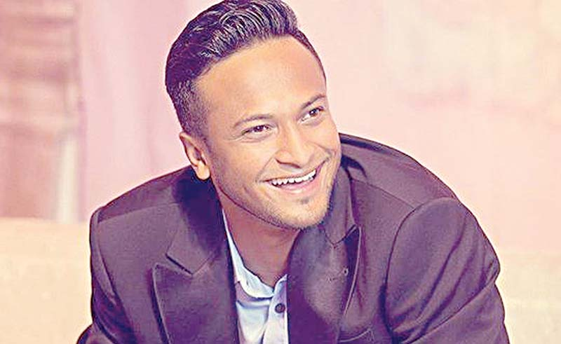 The ultimate goal is to win the Trophy: Shakib