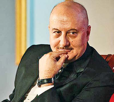 Hotel Mumbai actor Anupam Kher: Great films on India being made only by foreigners