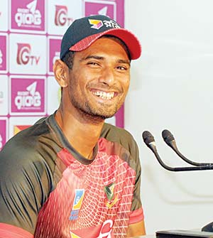 Mahmudullah expecting to deliver at the Asian stage