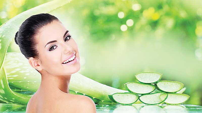 Amazing benefits of Aloe Vera for women