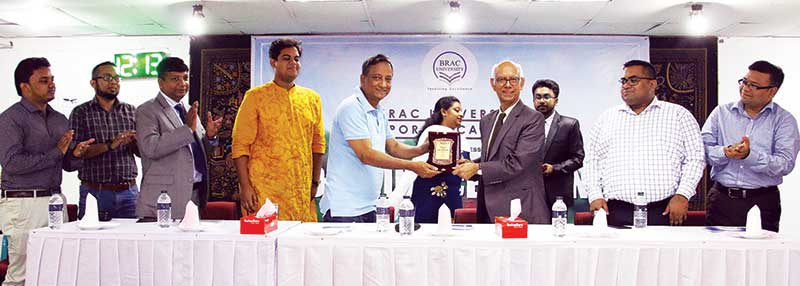 BRACU organises Corporate Camp '18