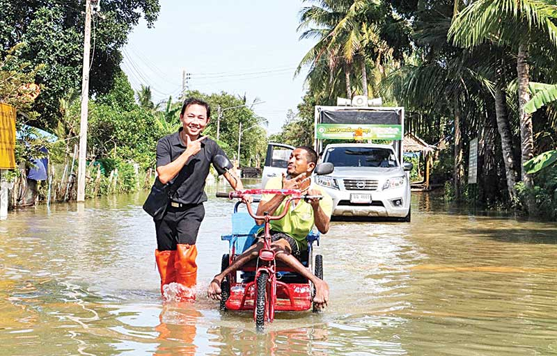 Occupational therapy in disaster management