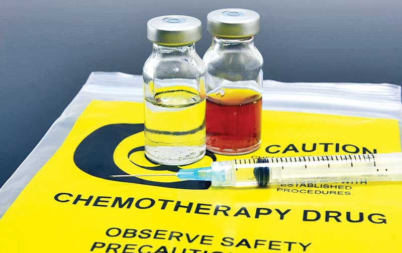 Chemotherapy of cancer and a new discovery!