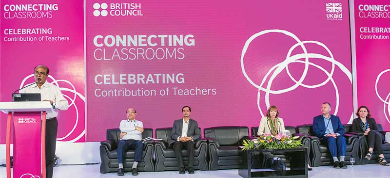 Connecting Classrooms phase four launched
