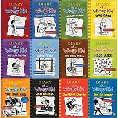 Dairy of a real life wimpy kid