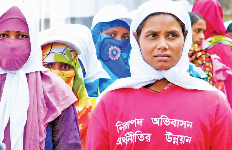Predicament of female migrant workers of Bangladesh