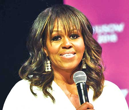 'Would never forgive Trump,' says Michelle in memoir