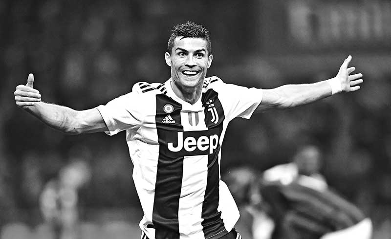 Ronaldo keeps Juve flying high with 'important' win over AC Milan