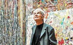 Larry Poons: Art isn't business