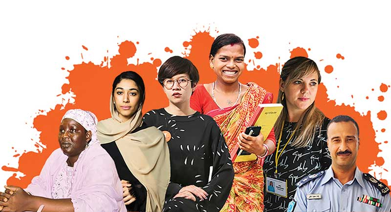 Message from UN on Int'l Day for Elimination of Violence against Women