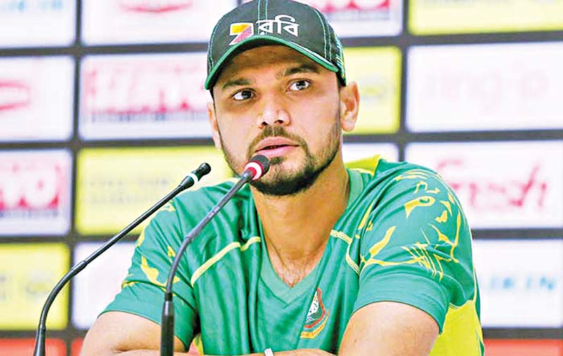 Mash expects happy ending of successful cricketing year