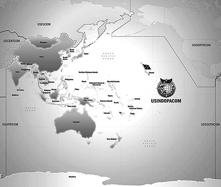US Navy's new Indo-Pacific theatre strategy