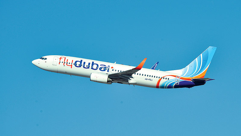 flydubai relaunches flights to Ctg