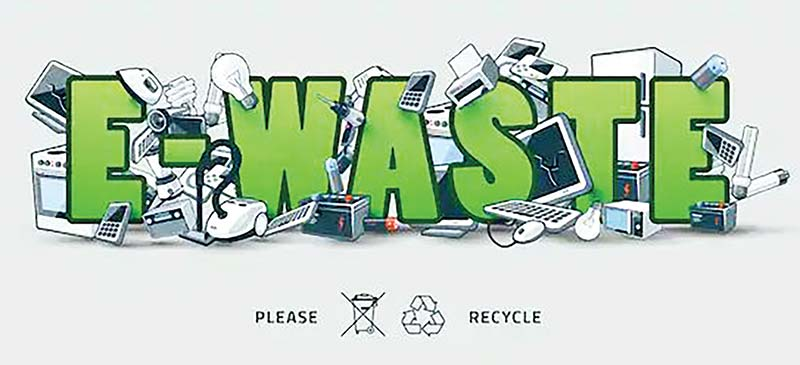 E-waste management in Bangladesh