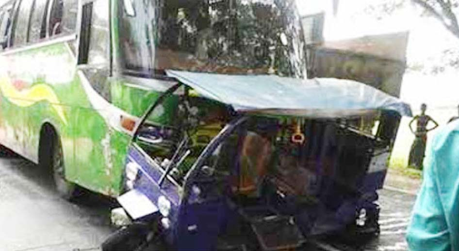 3 die in Dinajpur road accident - Countryside - observerbd com