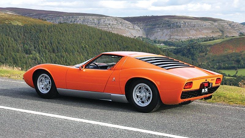 Lamborghini Miura The First Supercar Ever Observer Tech