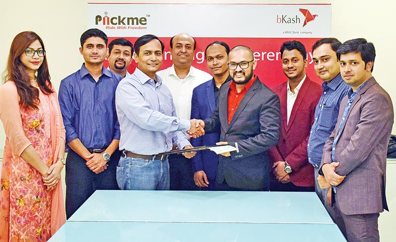 bKash payment now available for Piickme services - Business