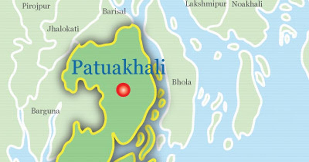 Two unidentified bodies found in Patuakhai - Countryside