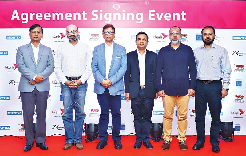 Four RMG factories ink deal with bKash - Business - observerbd com