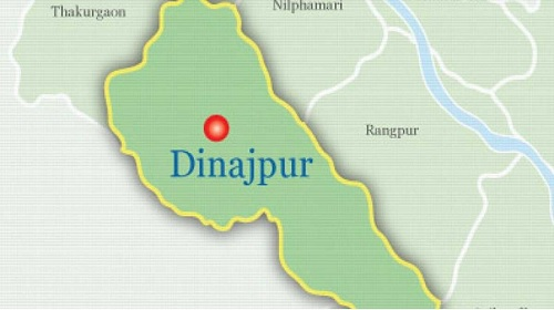 Woman found hanging in Dinajpur