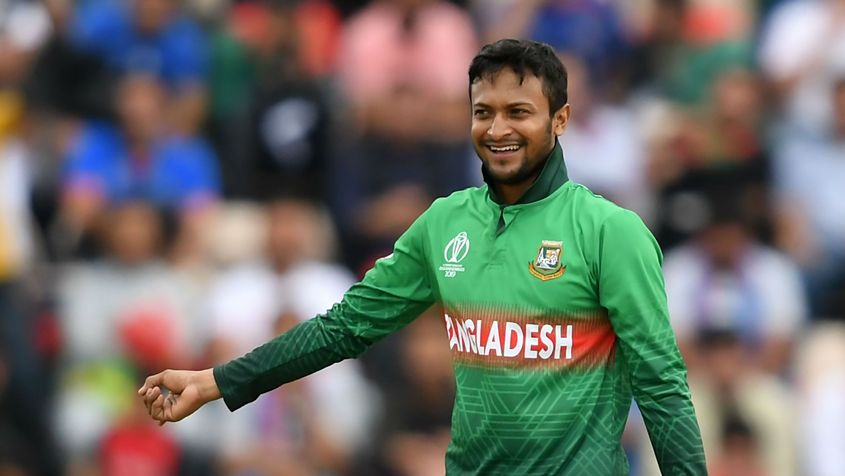 Shakib to return to cricket with BCB's T20 tournament