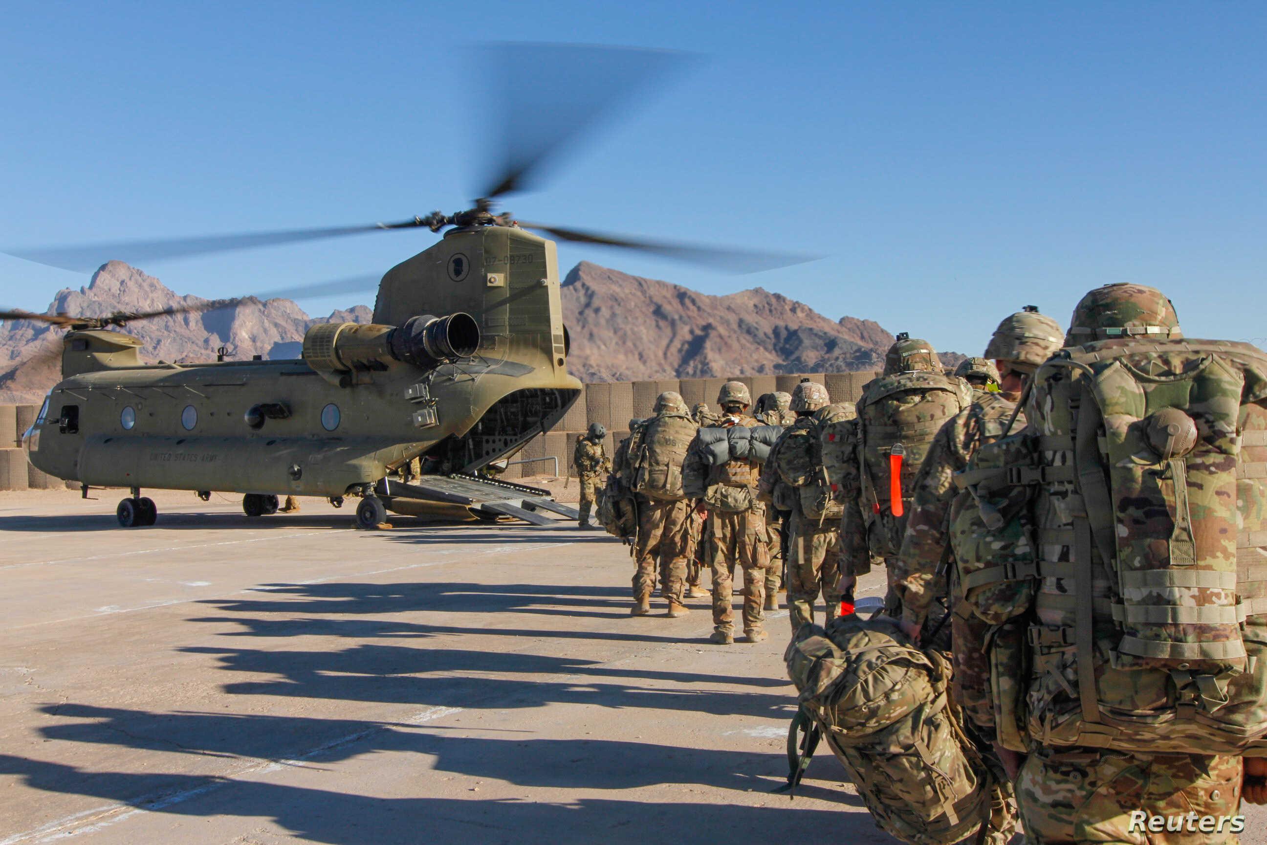 US to leave troops in Afghanistan beyond May - International -  observerbd.com