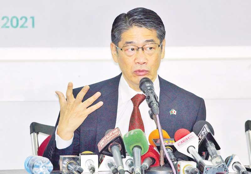 Japan backs BD on Rohingya issue